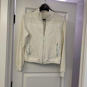2/$20 Lightweight Cream Colour Jacket